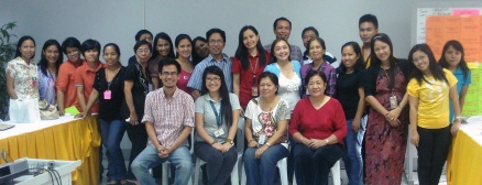 Gaming Research Workshop University Center for Research and Development, Northwestern University, Philippines, 2013