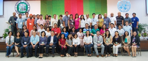 UNESCO Resilient Cities, Brighter Futures Forum-Workshop May 2014 Laoag Philippines
