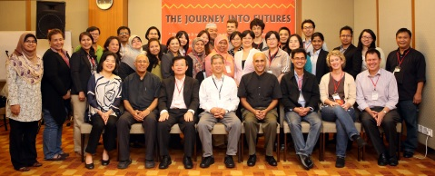City Futures for City Leaders, Penang, Malaysia, 2014 (Photo by Think City)