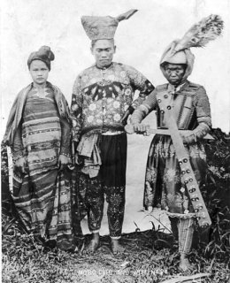 The Maharlikas. Pre-colonial Philippines was rooted is rooted in warrior culture