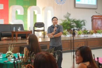 Dr. Mahar Lagmay on Project NOAH, Science and Technology and DRRM