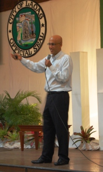 Dr. Sohail Inayatullah on Futures Thinking and Strategy Development, UNESCO Future Lecture Series Laoag Edition