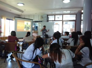 Futures Literacy for Philippine Millennials, 2015 Laoag City